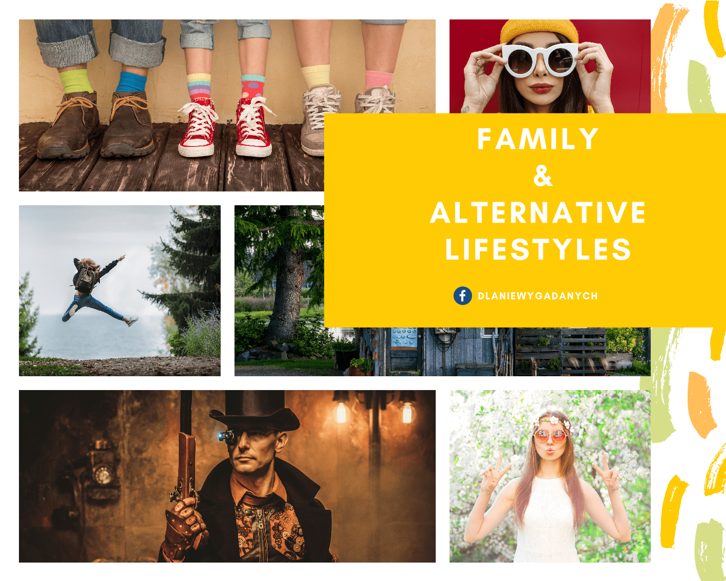 FAMILY & ALTERNATIVE LIFESTYLES